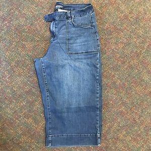 Lane Bryant Trouser Capri Jeans